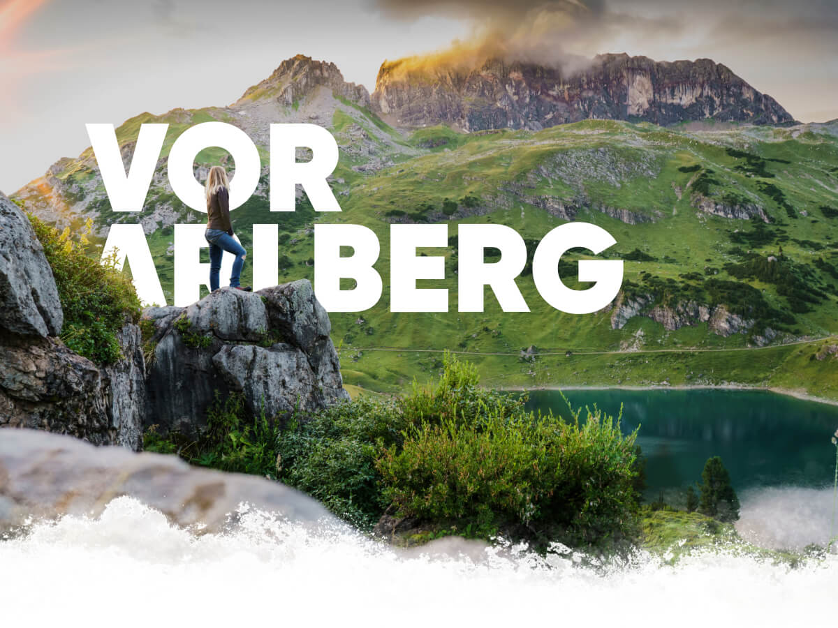 Vorarlberg Keyvisual
