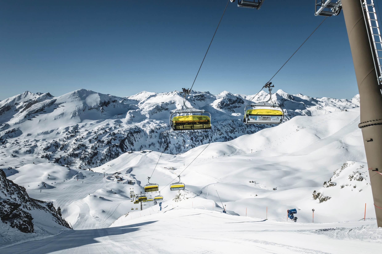 Panoramabahn Obertauern