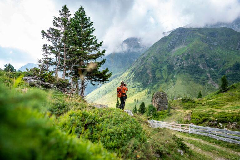Wandern im Tauerntal Mallnitz