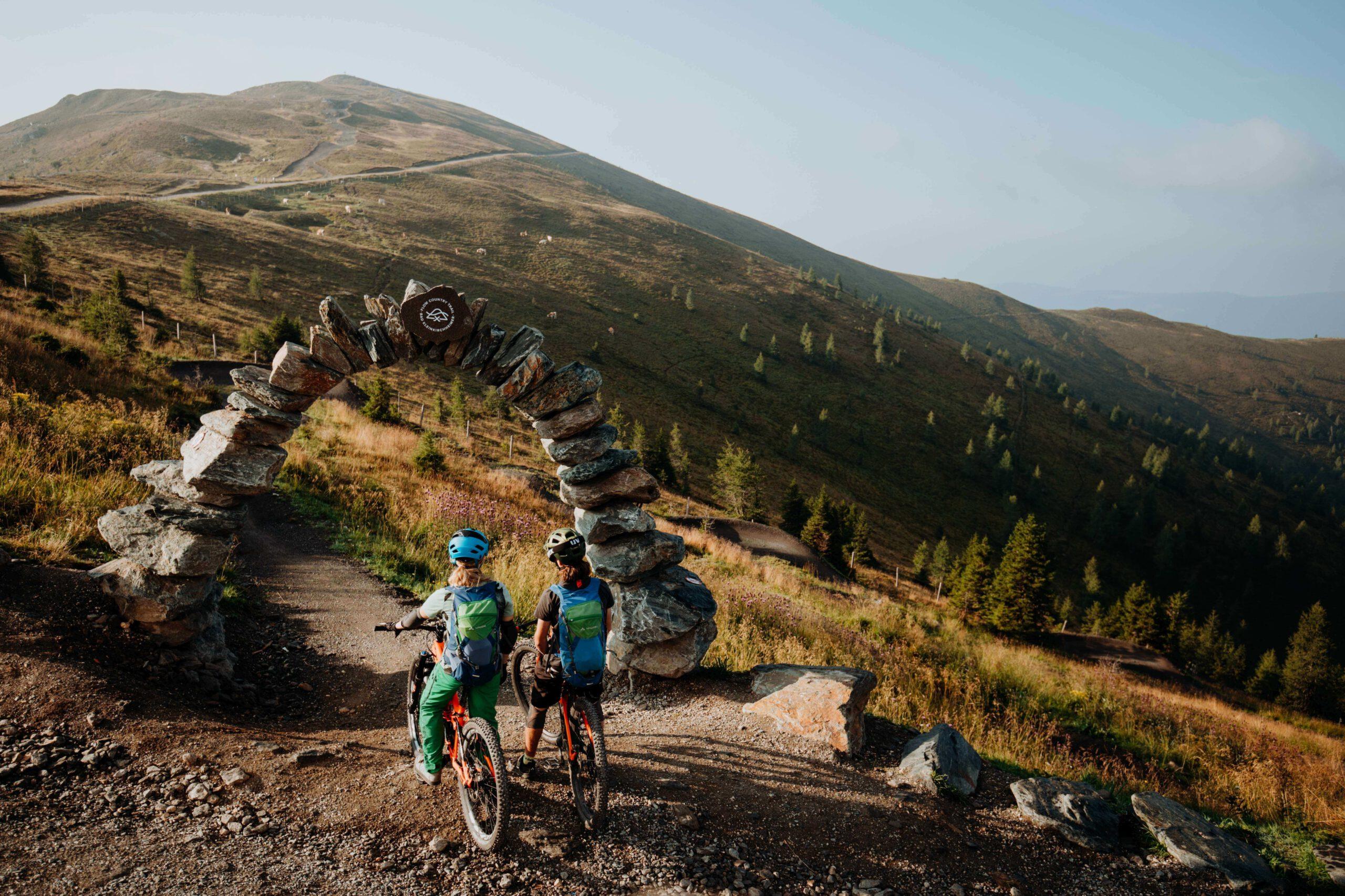 Mountainbiken Nockberge