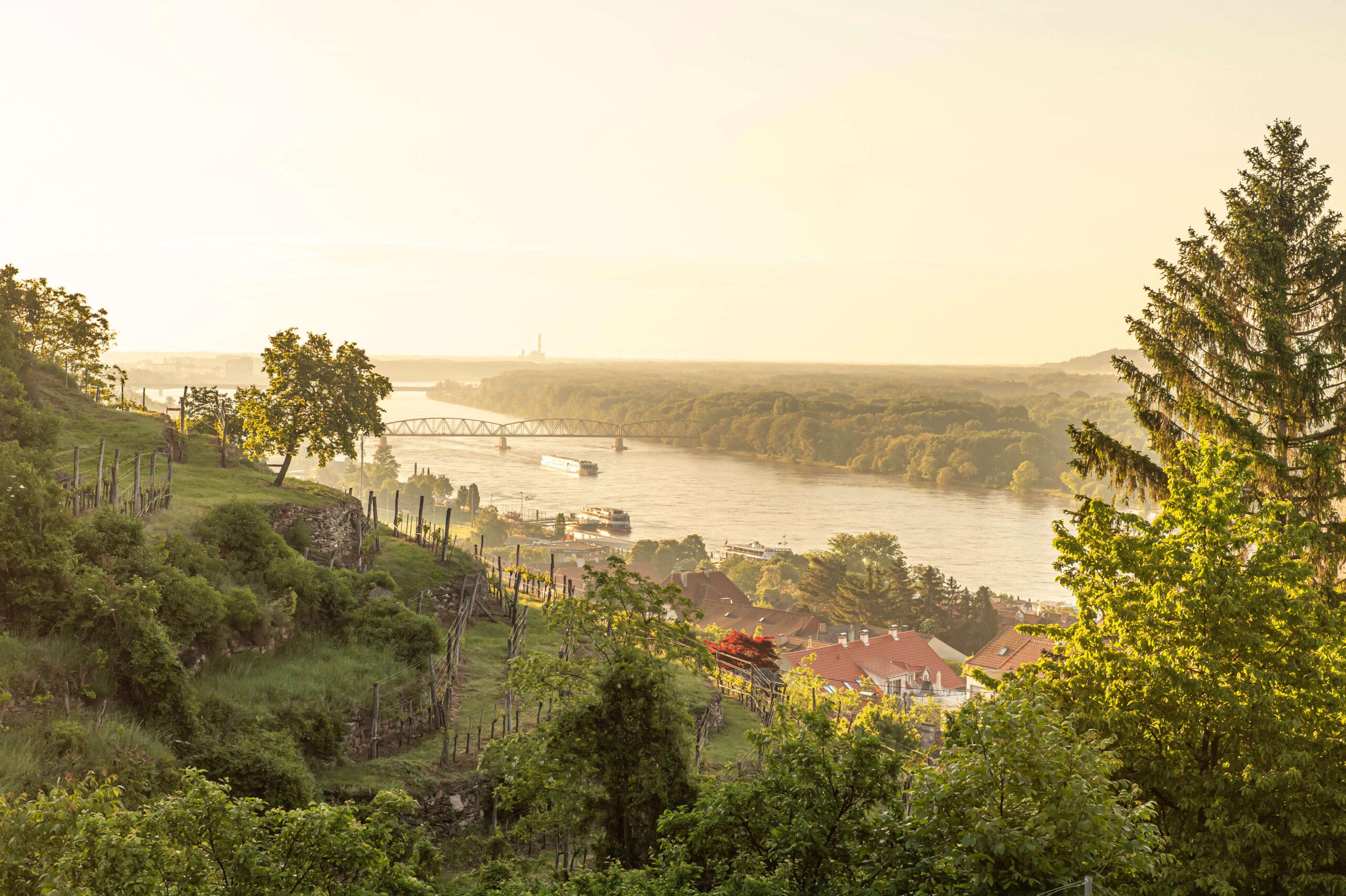 Donau Krems Wachau Melk