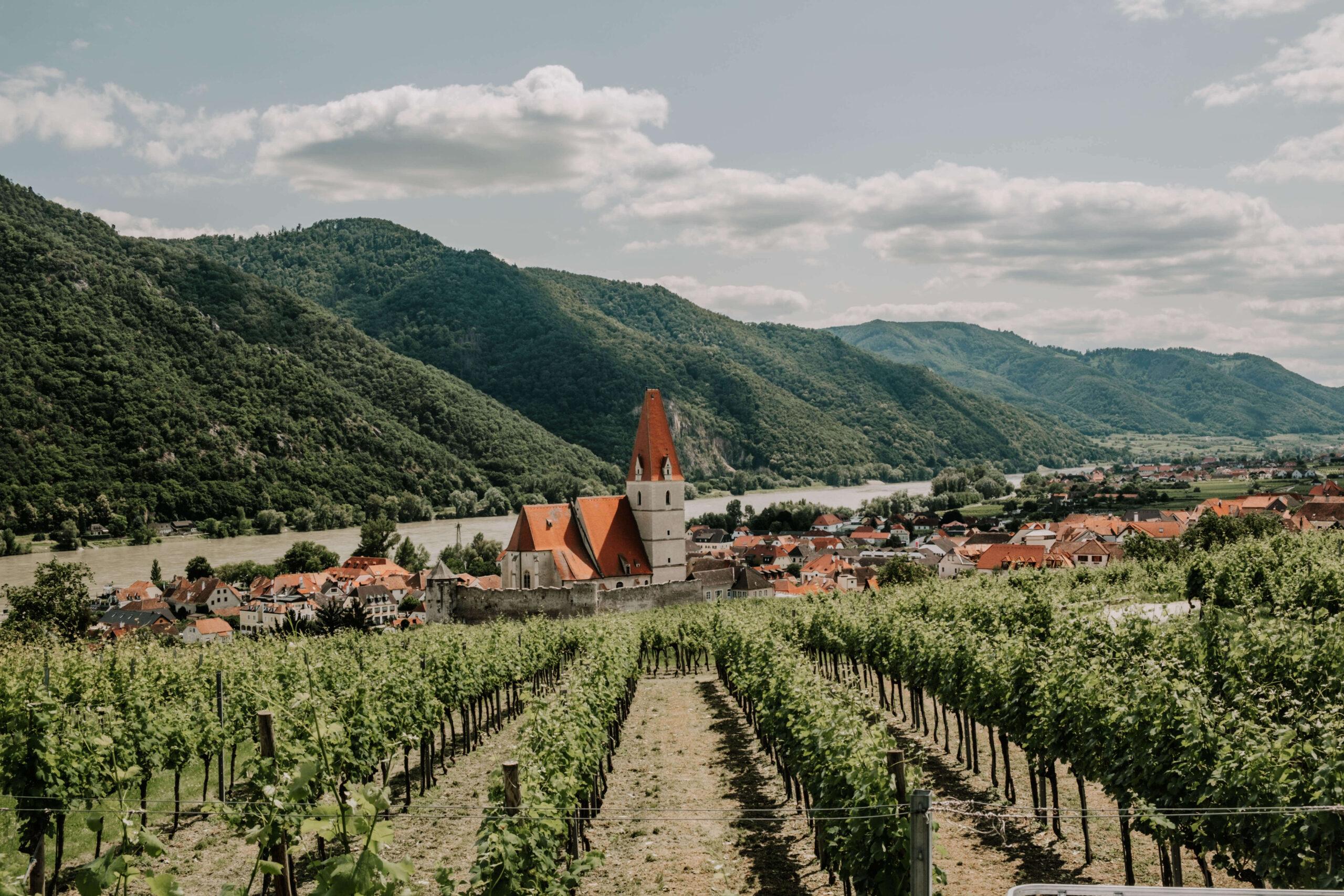 Weissenkirchen Wachau Donauregion