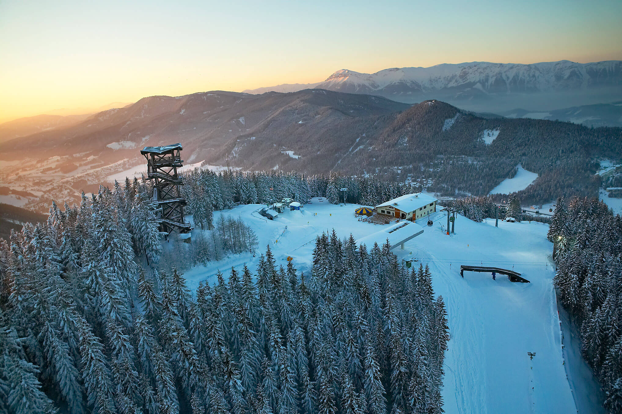 Skigebiet Semmering