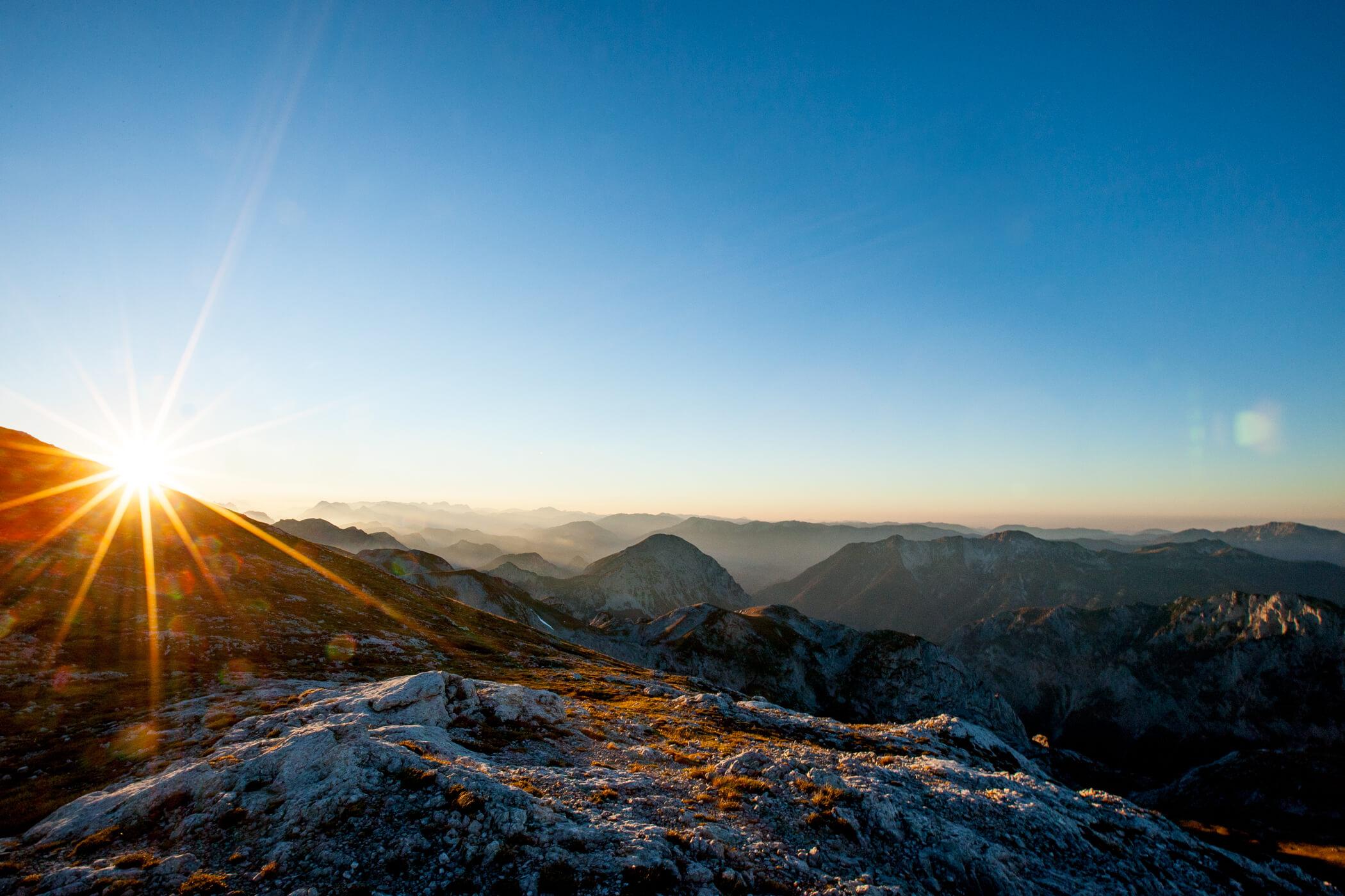 Panorama Hochsteiermark