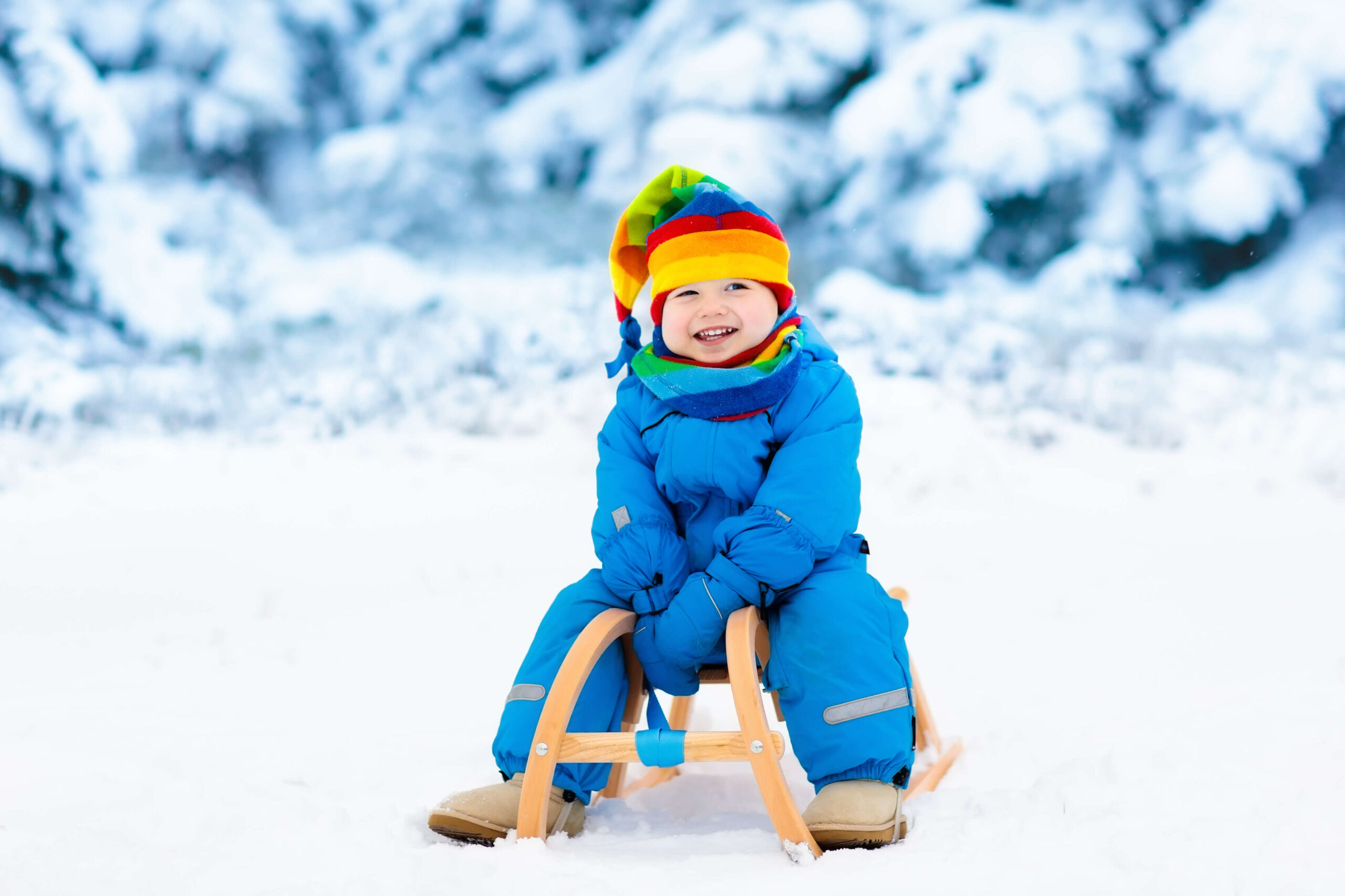 Winter in der Hochsteiermark