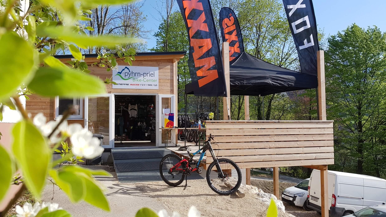 Bikecenter Wurbauerkogel