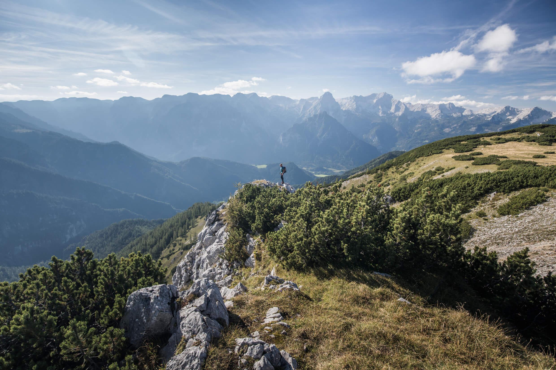 Bergwandern Hinterstoder