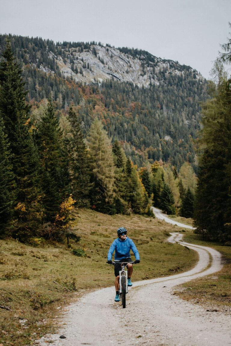 Biken in Steyr