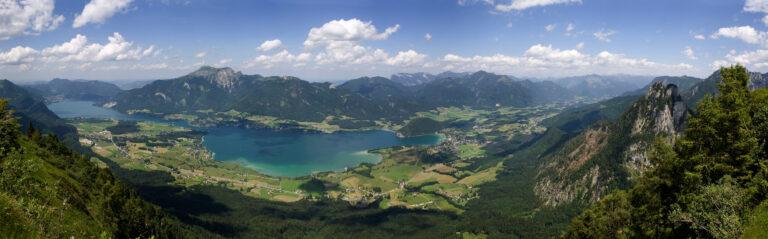 Wolfgangsee Oberösterreich