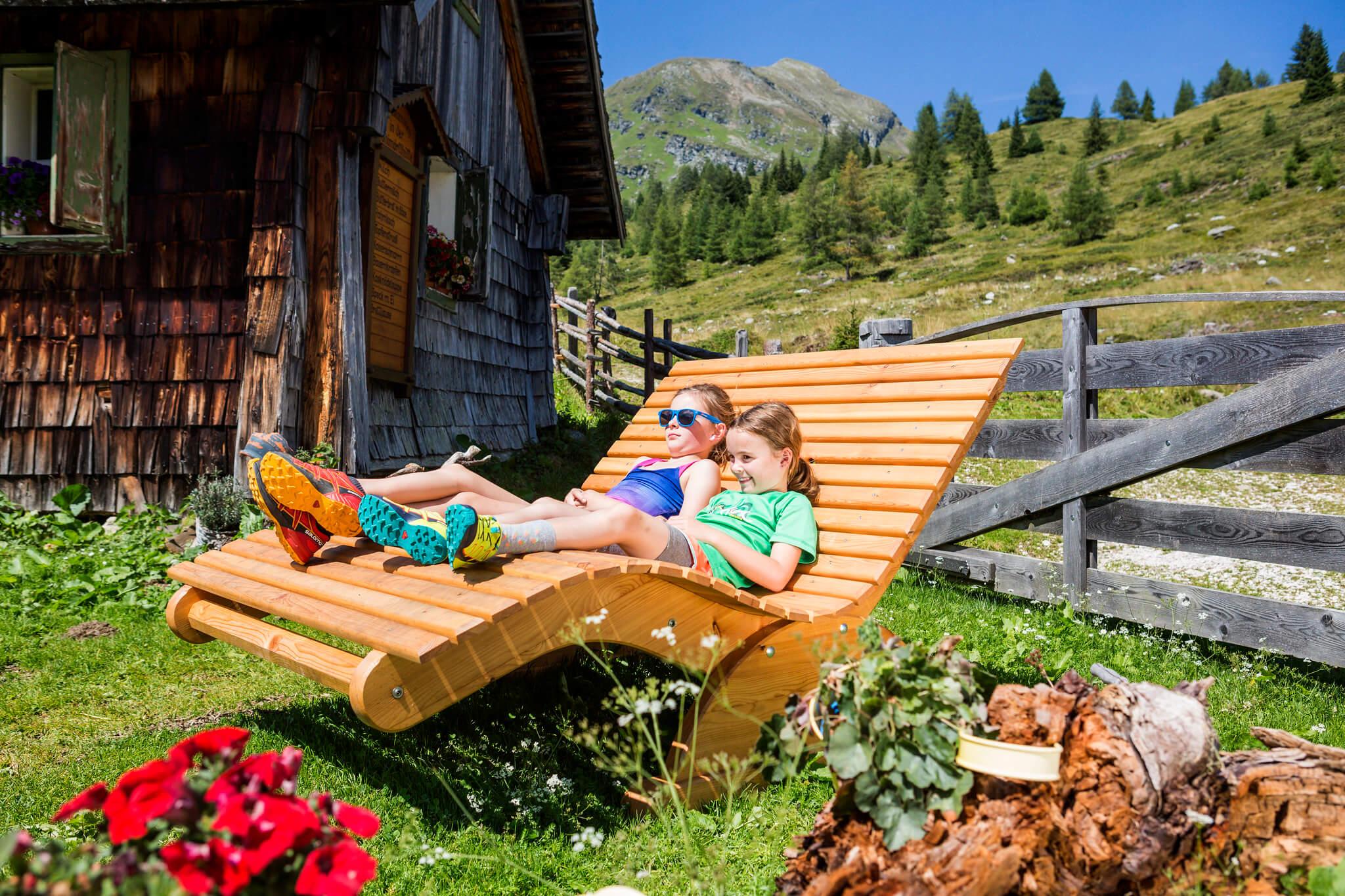 Familienurlaub im Lungau