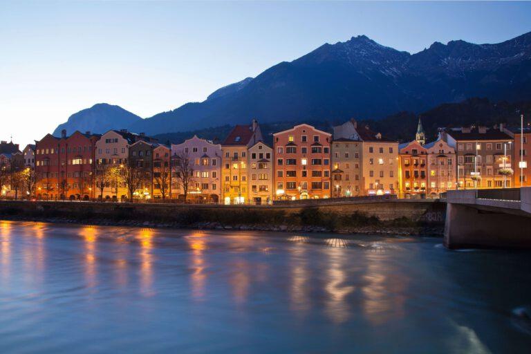 Altstadt in Innsbruck