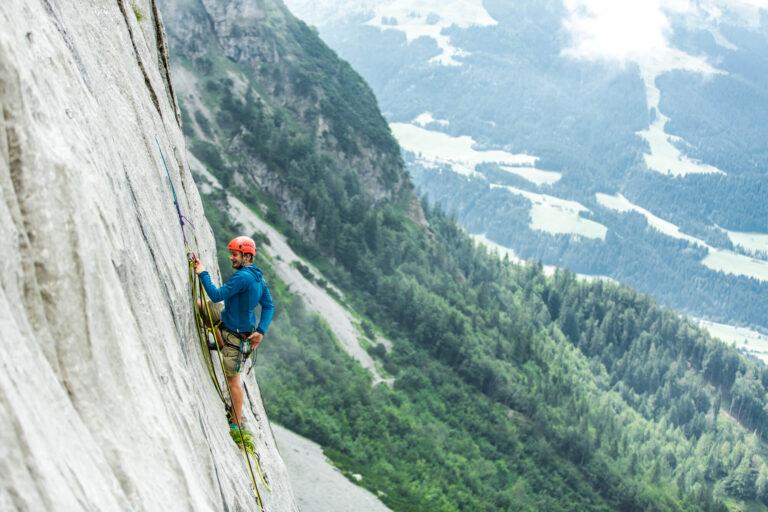 Bergsteigen im Kaisergebirge