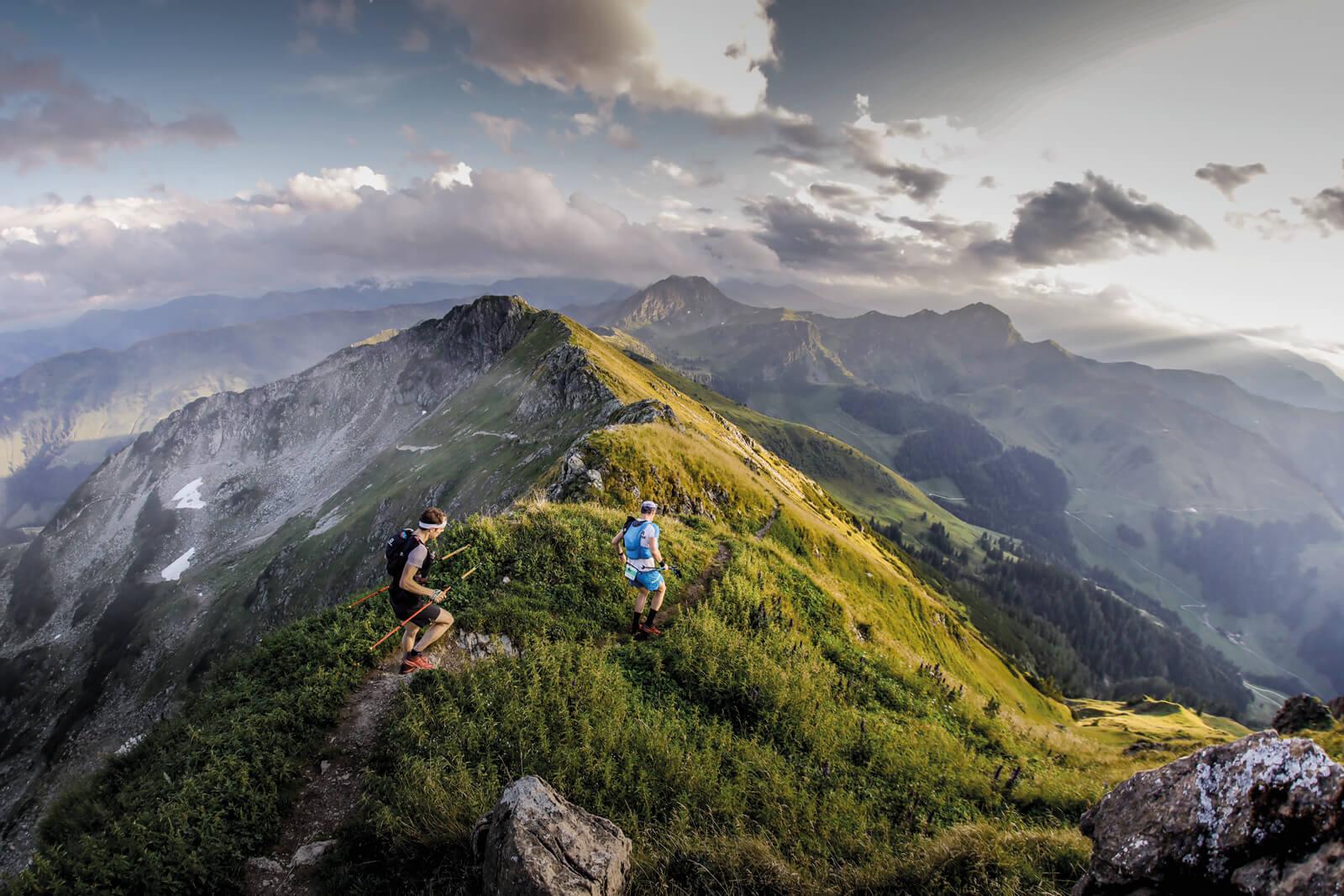 Panorama Kitzbüheler Alpen Pillerseetal