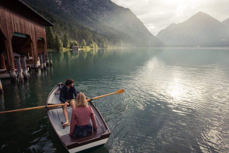 Bootfahrt am Heiterwanger See