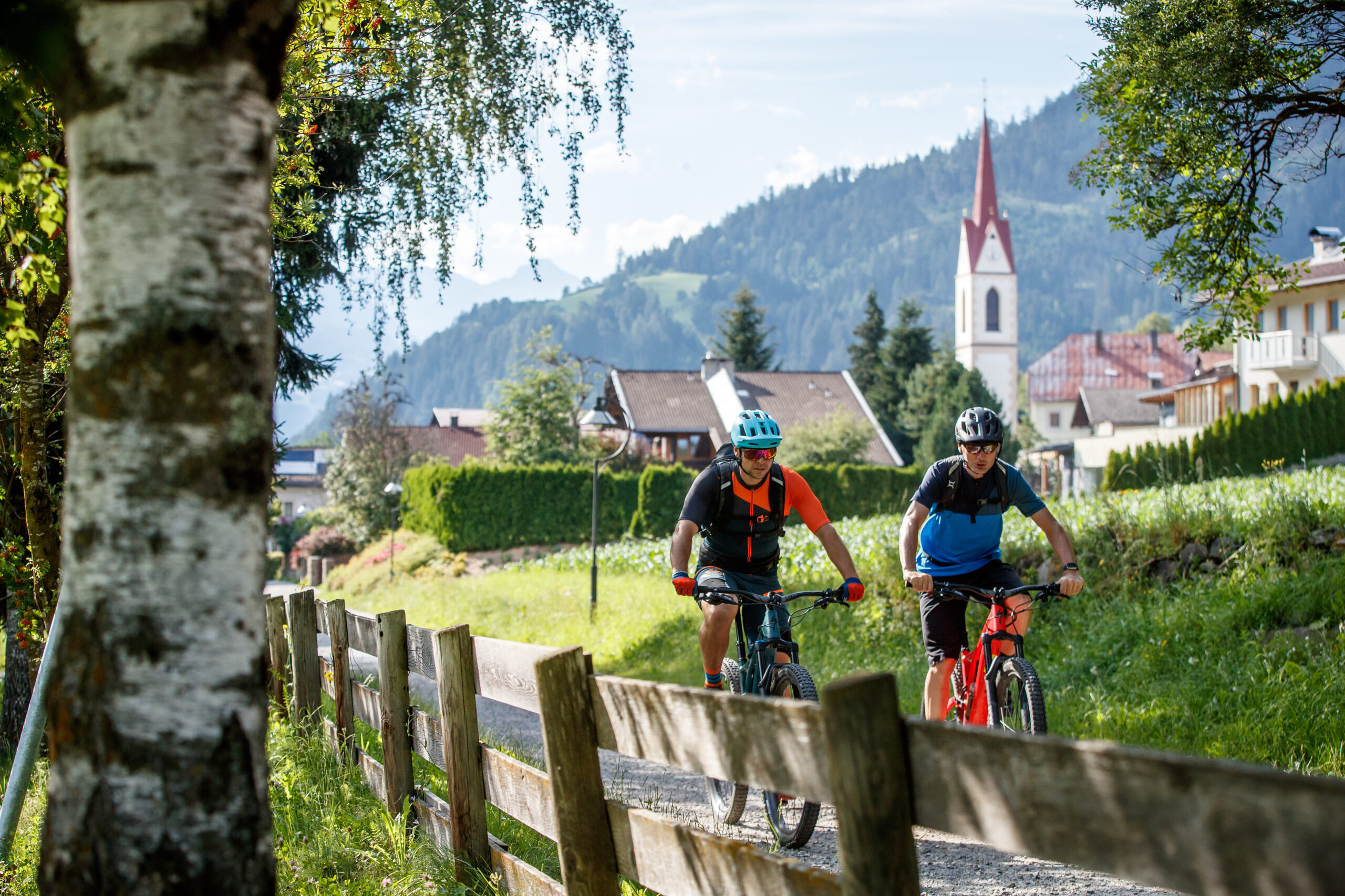 E-Bike - Lienzer Talbodenrunde_TVB Osttirol_Haiden Erwin - NYX Sportmanagement GmbH_Lienz