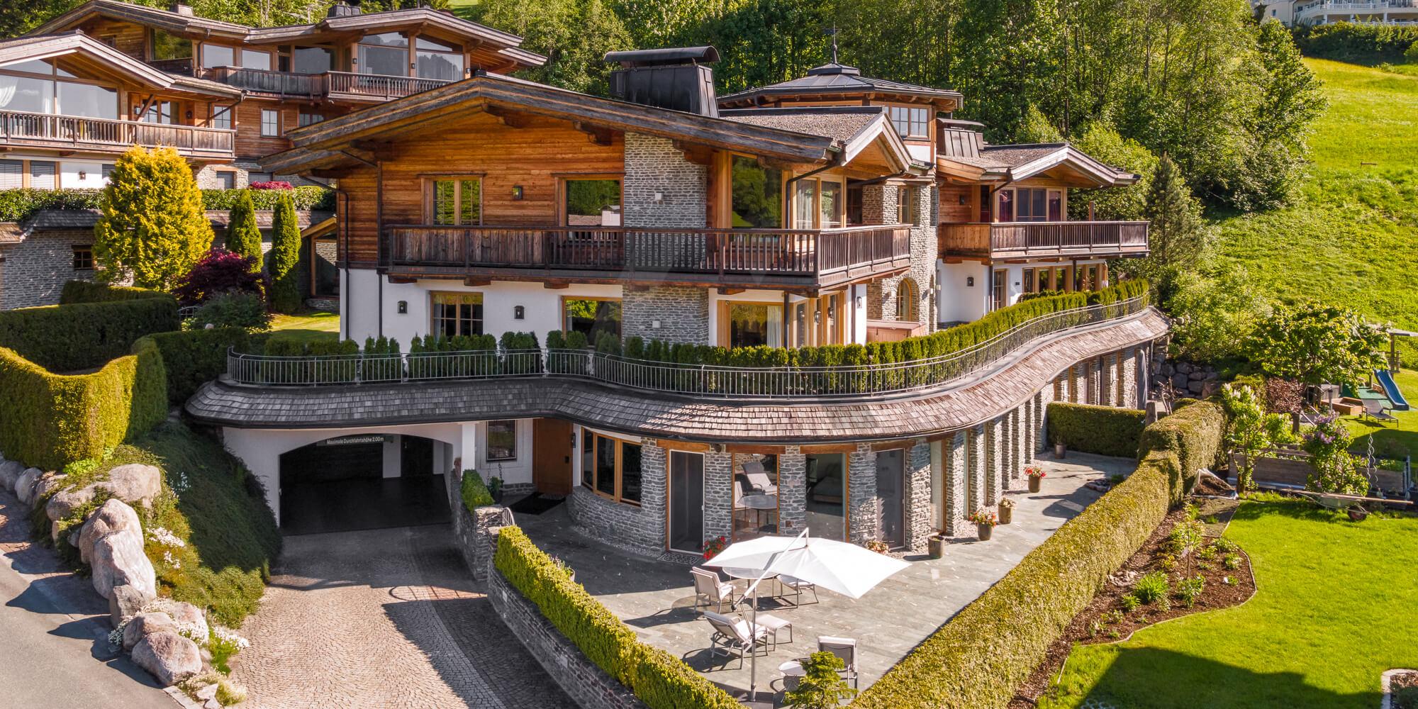 Kitzbühel Villa